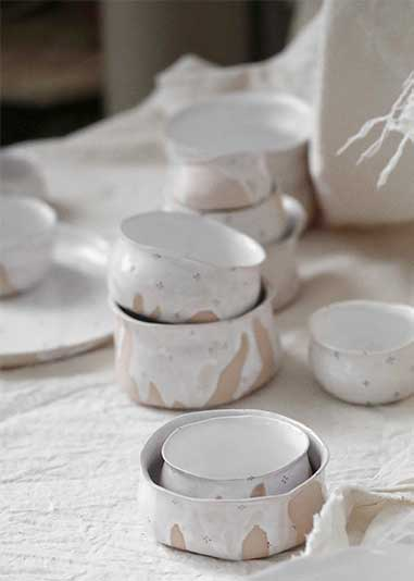 Ceramics Shop: Handmade Dinnerware