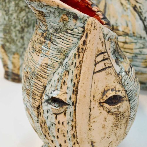 "Decorative vase — Series ""Imagination"" No. 5"