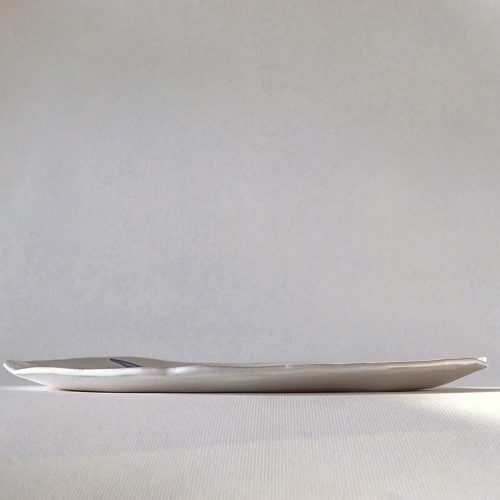 Side view - Big plate