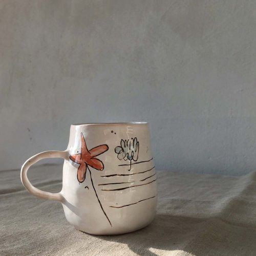 Tea cup No. 1