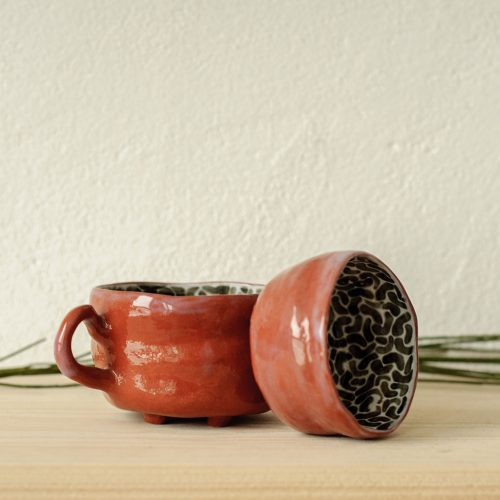 Кавові чашки з колекції «Дежавю №2»