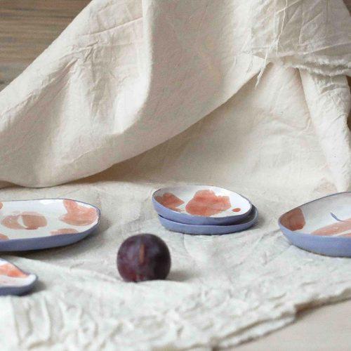 Серія тарілок «Апельсини»