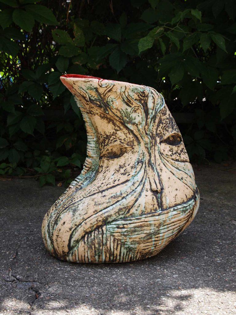 Декоративна ваза з серії «Образ» № 2