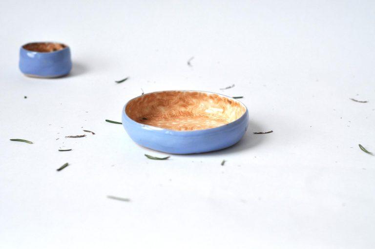 Маленькі тарілки з колекції «Дежавю»