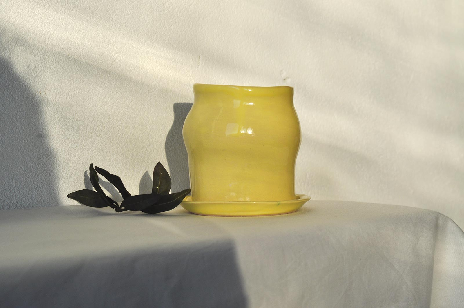 Декор - Декоративний стакан з блюдцем