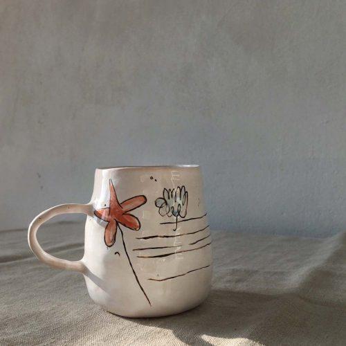 Чайна чашка № 1
