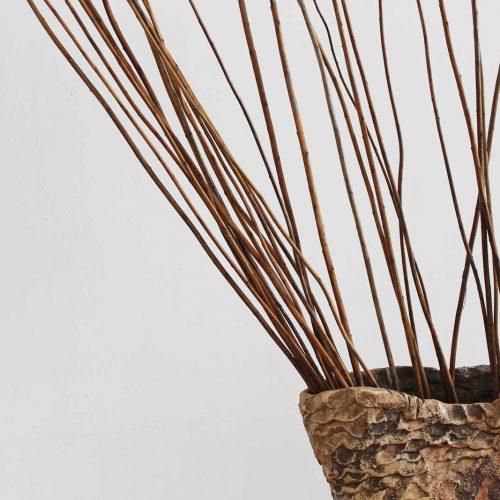 Декор - Велика декоративна ваза з кераміки