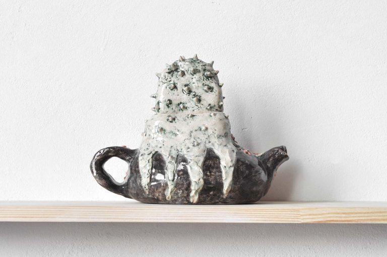 Декоративний чайник із серії «Присутність» № 3