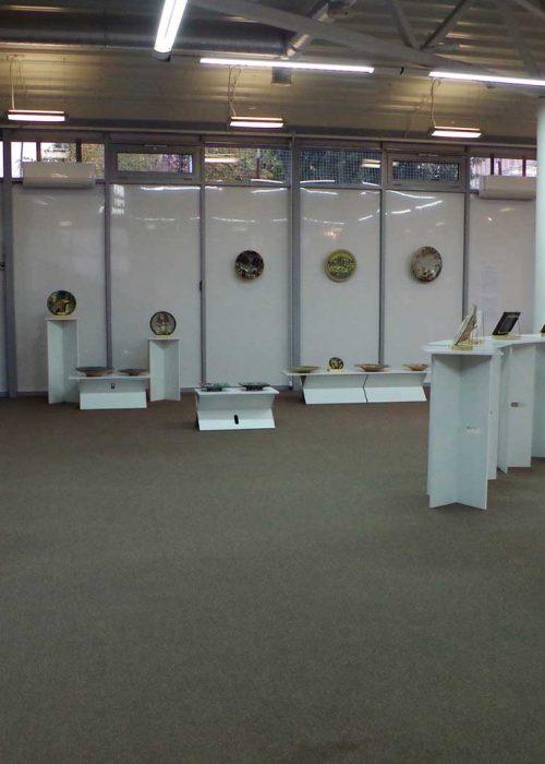 Виставка художньої кераміки «Вічне коло»