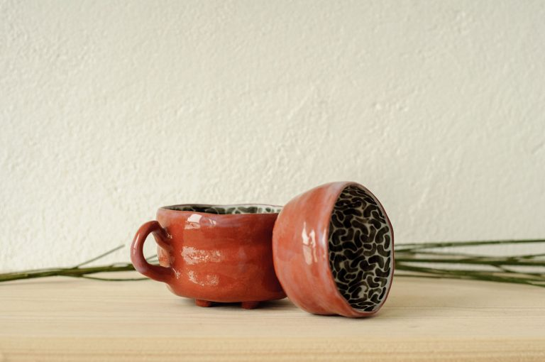 Кофейные чашки из коллекции «Дежавю №2»