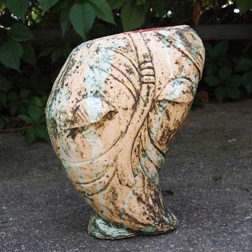 Декоративная ваза из серии «Образ» № 6