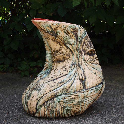 Декоративная ваза из серии «Образ» № 2