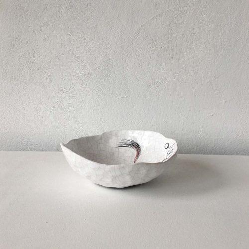Вид сбоку - Глубокая тарелка «Референс»