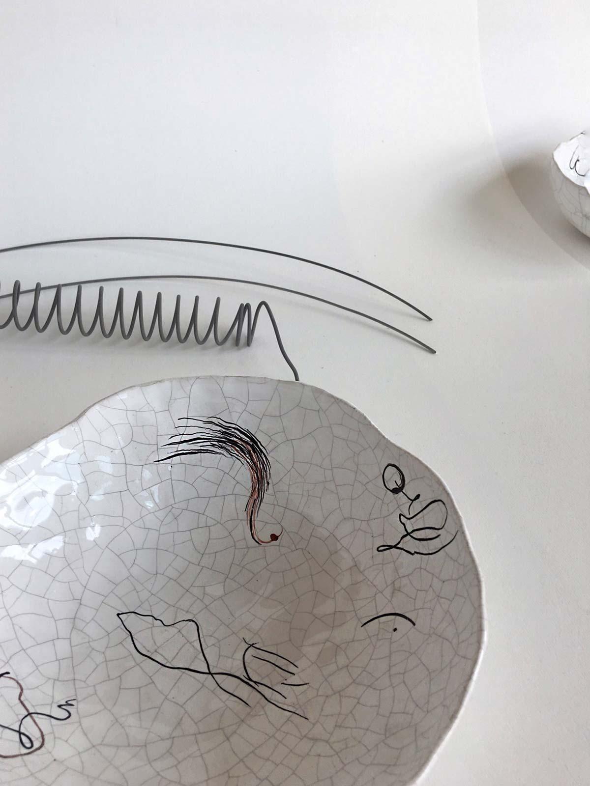 Детали - Глубокая тарелка «Референс»