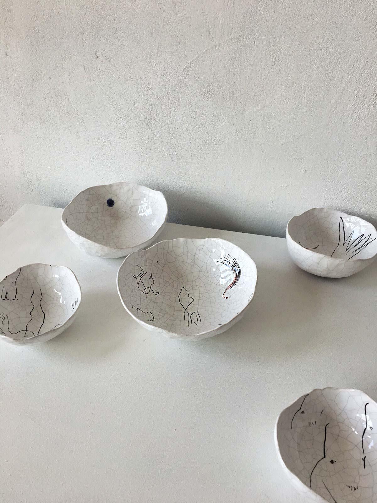 Глубокая тарелка из коллекции «Референс»