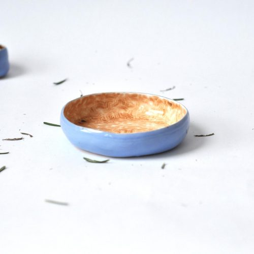 Маленькие тарелки из коллекции «Дежавю»