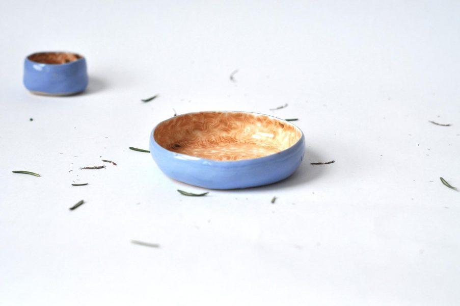 Маленькие тарелки - коллекция «Дежавю»