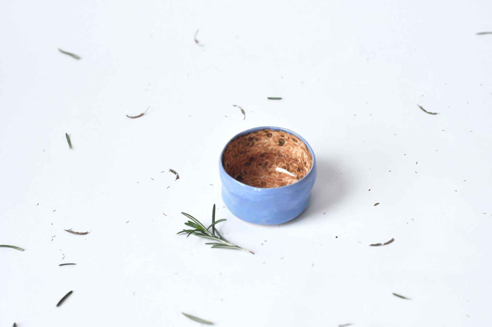 Маленькая пиала (Ручная работа)