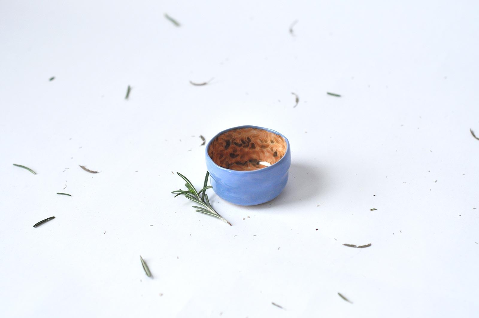Пиала из керамики (Ручная работа)