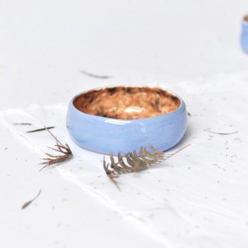 Большая пиала из керамики (Ручная работа)