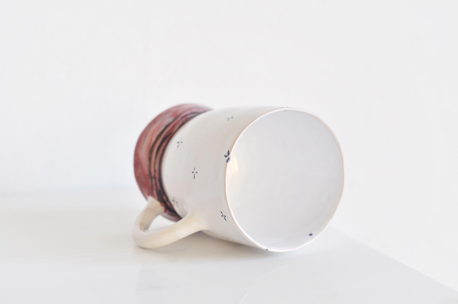 Декор - Чайная чашка из керамики