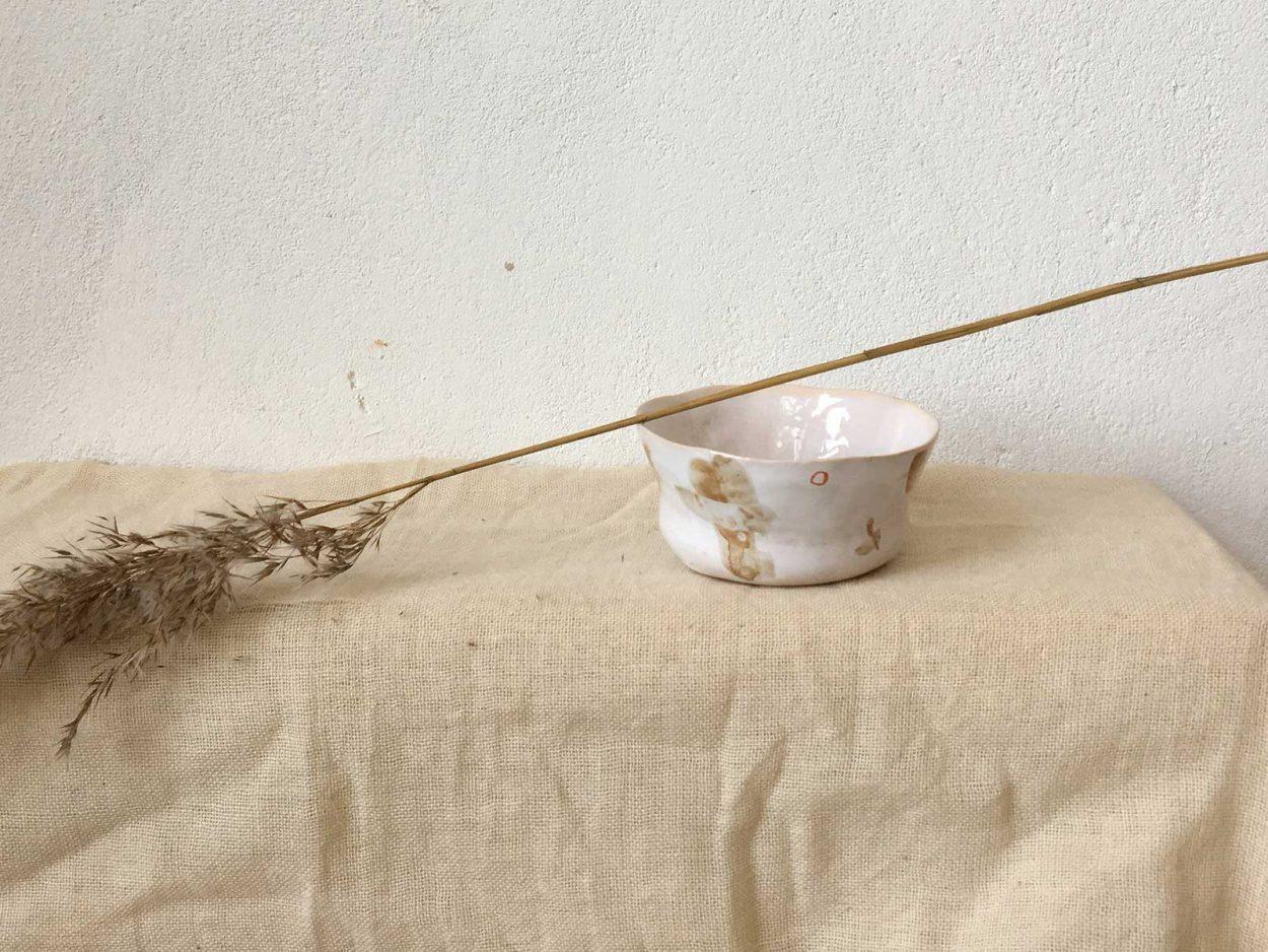 Стакан из глины (Ручная работа)