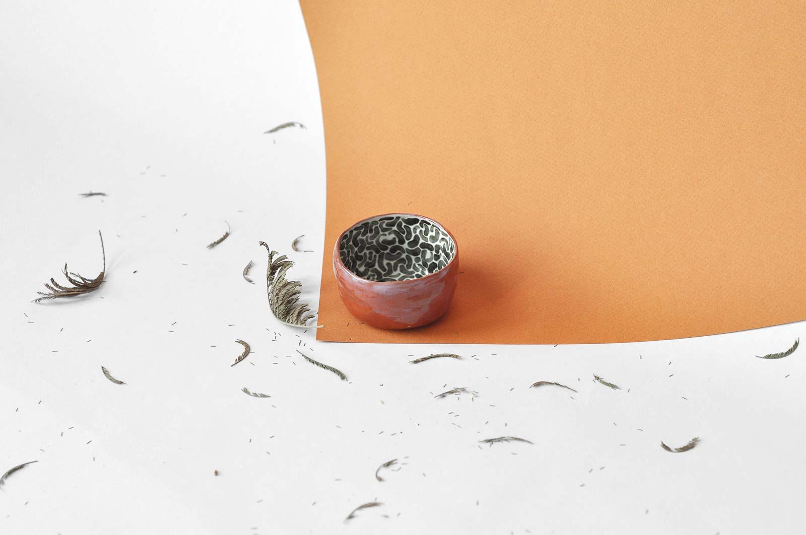 Керамическая пиала (Ручная работа)