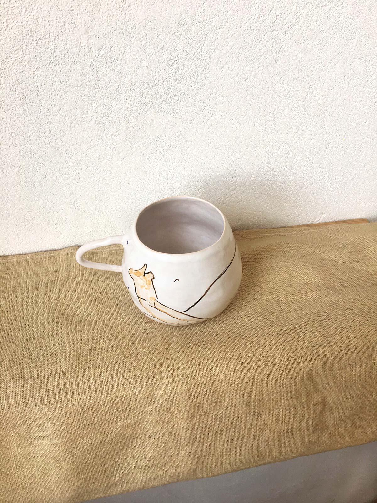Чайная чашка № 2
