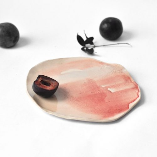 Плоская тарелка