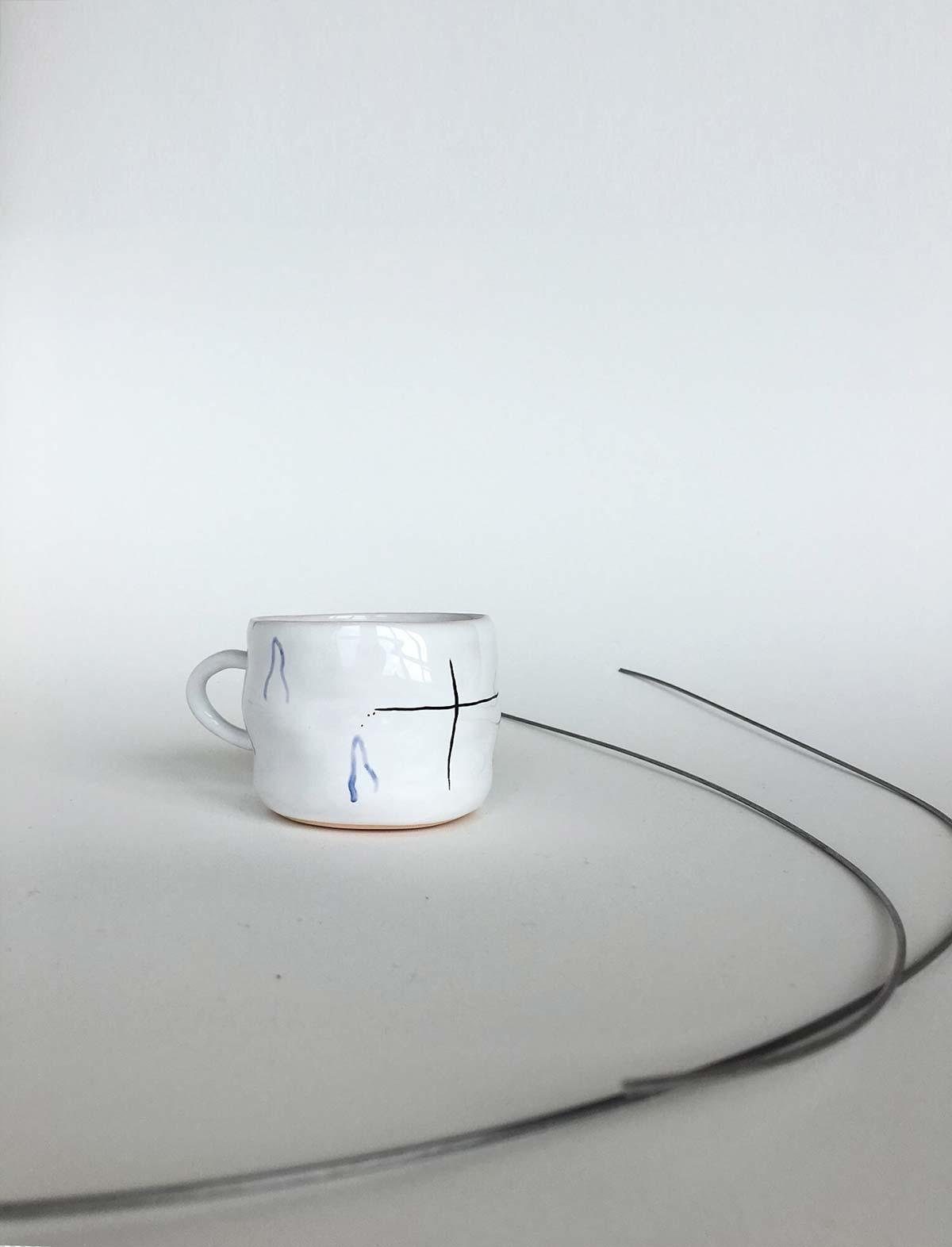 Чашка «Волны»