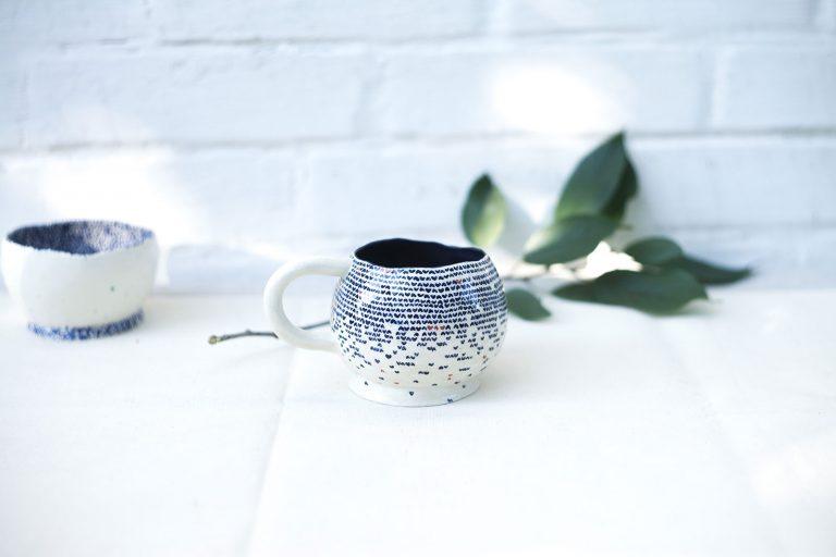 Большая чайная чашка