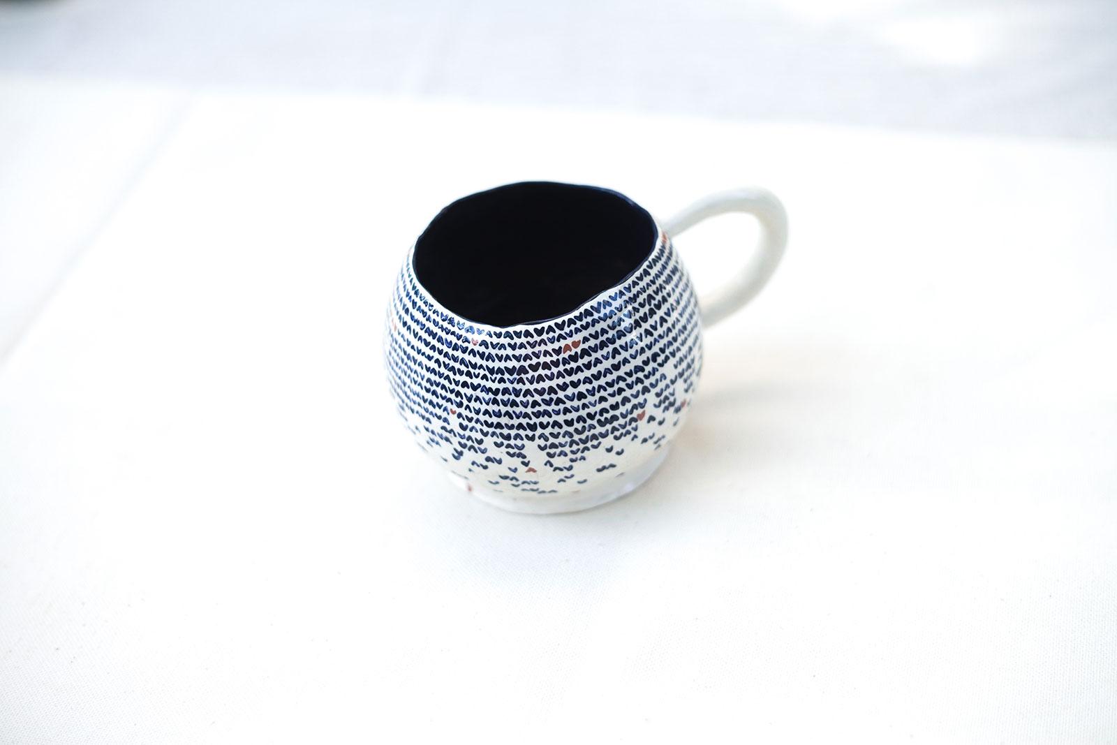 Декор - Большая декоративная чайная чашка