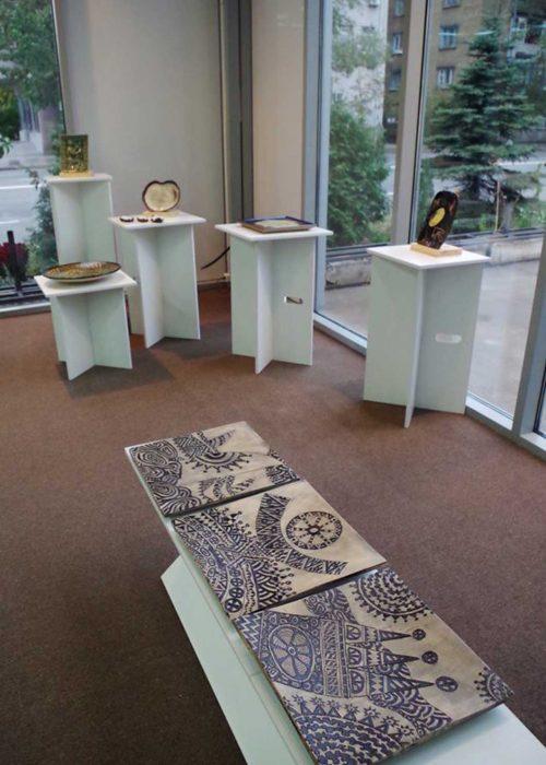 Выставка художественной керамики «Вічне коло»